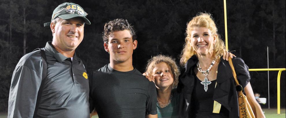 The Sligh Family